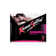 KamaSutra Dotted Condoms